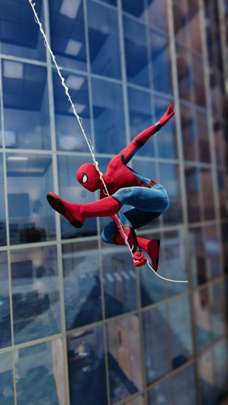 swinging-spiderman-screensaver-pron-clip