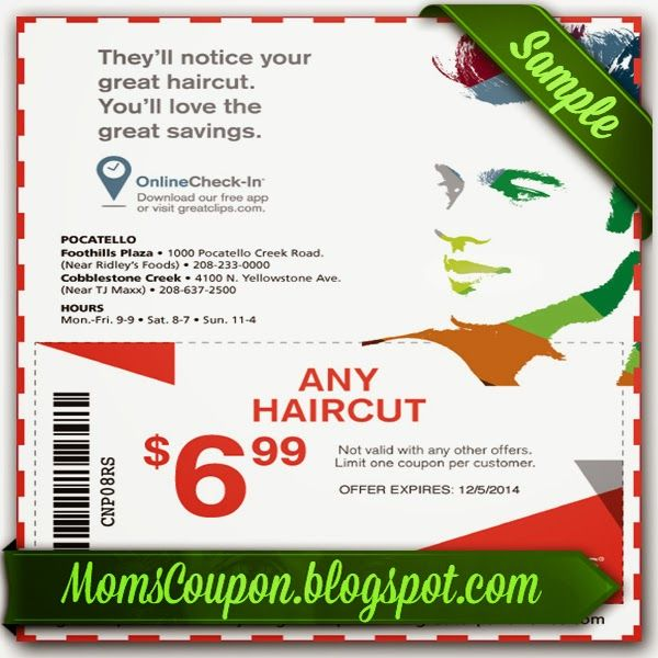 Discount coupon ideas