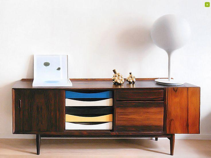 Mid Century Modern Credenza Mcm Furniture Pinterest