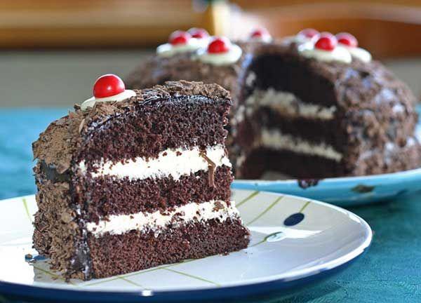 Классический торт Прага по старинному  рецепту