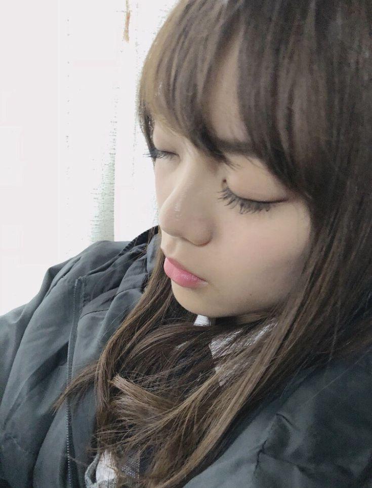 宮田愛萌の寝顔画像