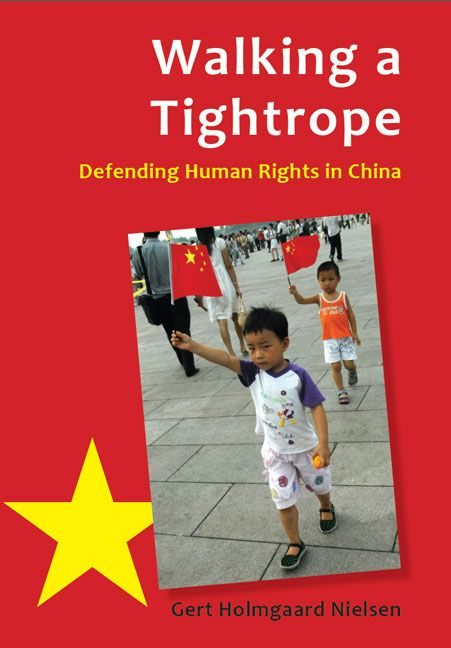 How do Chinese people defend human rights in China without going to jail? How can they seek justice without the state hitting back at them?