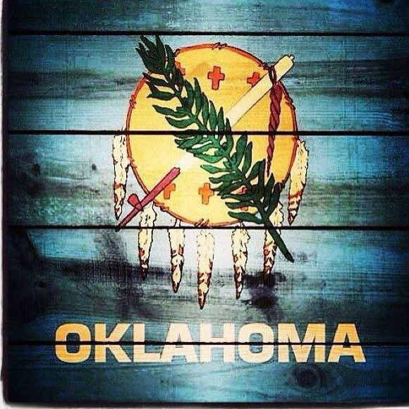 OKLAHOMA... HOME! : )
