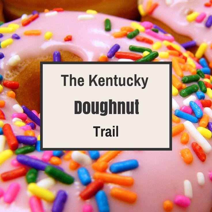 The Kentucky Doughnut Trail.