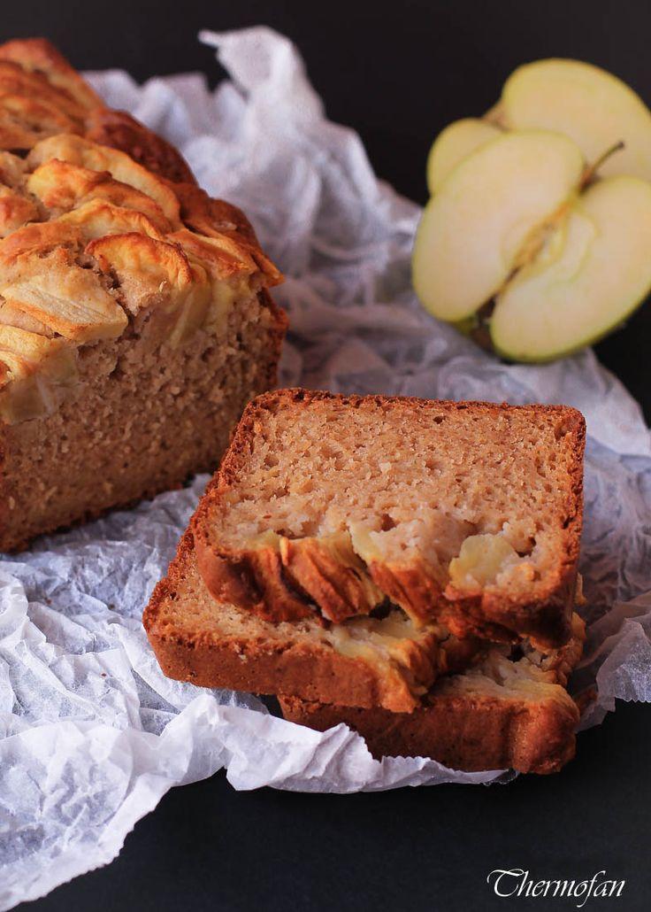 @thermofanblog : Cake de manzana con especias (TMX / T)