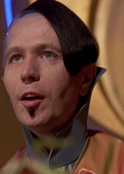 Gary Oldman as  Zorg. One of my favourite characters he played.