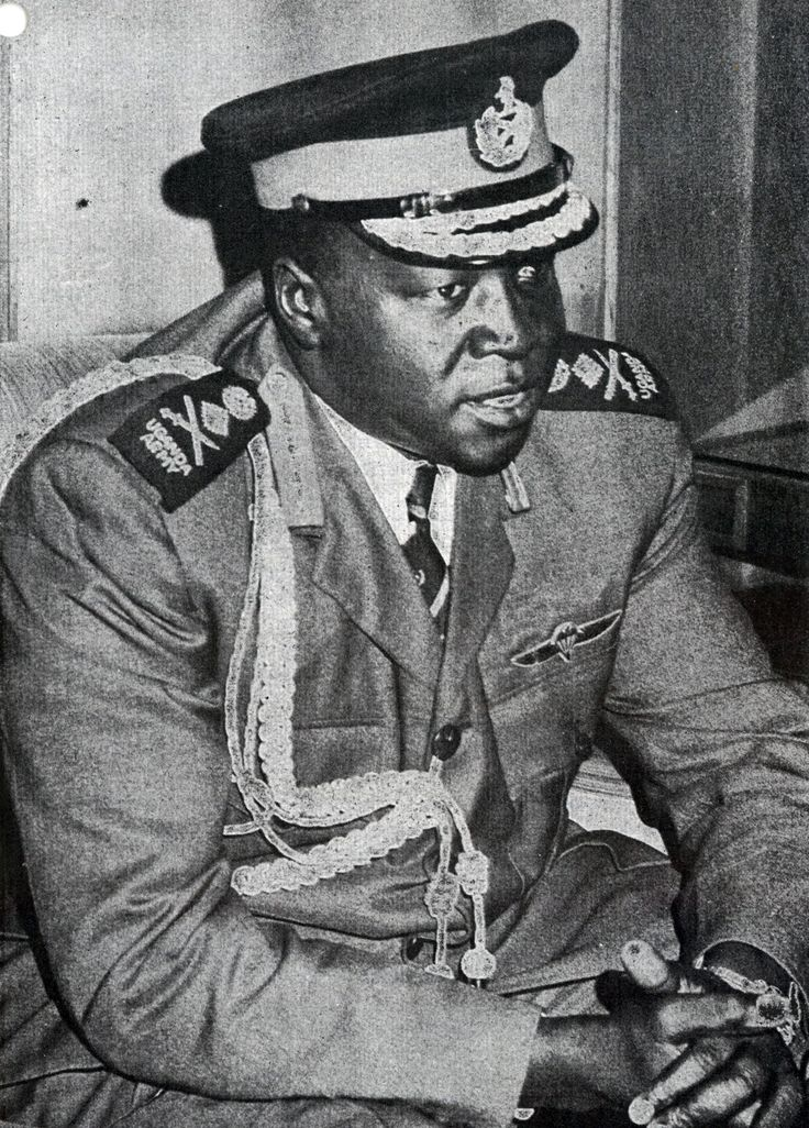 """TIL that the full name of Ugandan dictator Idi Amin was """"His Excellency President for Life Field Marshal Al Hadji Doctor Idi Amin Dada VC DSO MC Lord of All the Beasts of the Earth and Fishes of the Seas and Conqueror of the British Empire in Africa in General and Uganda in Particular"""""""