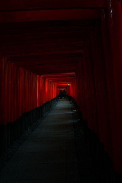 Fushimi Inari shrine, Kyoto, Japan 伏見稲荷 京都