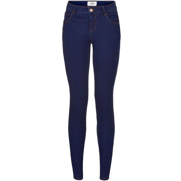Blue Supersoft Super Skinny Jeans ($30) ❤ liked on Polyvore featuring jeans, bottoms, pants, trousers, blue pattern, skinny fit jeans, 5 pocket jeans, print jeans, patterned jeans and skinny leg jeans