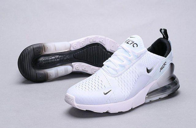 Nike Air Max 270 White Black Spectrum Ah8050 101 Men S Women S