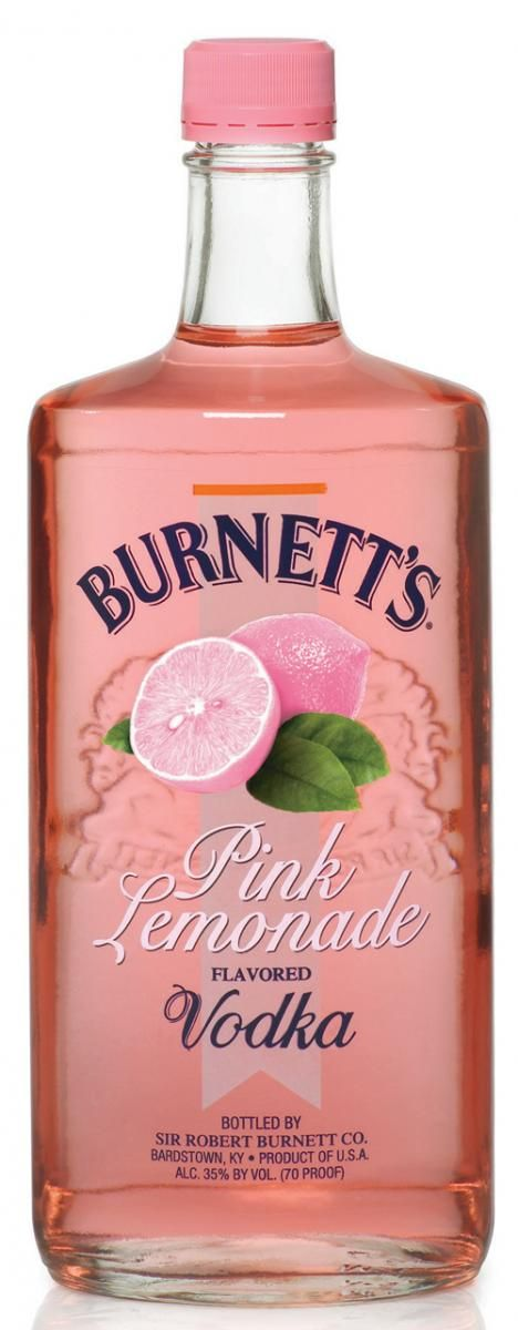 The Burnett's Flavored Vodka family welcomes its 19th member: Pink Lemonade. It joins other flavors including Blueberry, Espresso, Mango, Sweet Tea, Vanilla and Watermelon. The flavor's launch will be supported by POS for floor displays and shelf facings, as well as sales education materials. Burnett's Pink Lemonade is available in P.E.T. 1.75 liter/50ml and glass 1.0 liter/750 ml sizes and bottled at 35 percent alcohol by volume (70 proof).