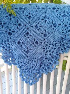 MaryMartin8's Baby Blanket