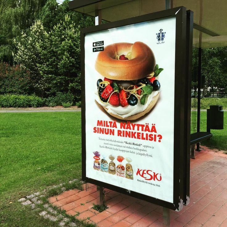 Kerran nyt noin suoraan kysytään niin... #suomi #suomenkieli #mainokset #kuopio #rinkelit