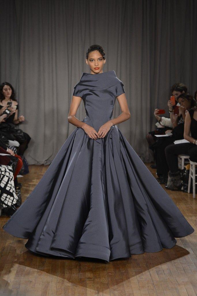Zac Posen RTW Fall 2014 - Slideshow - Runway, Fashion Week, Fashion Shows, Reviews and Fashion Images - WWD.com