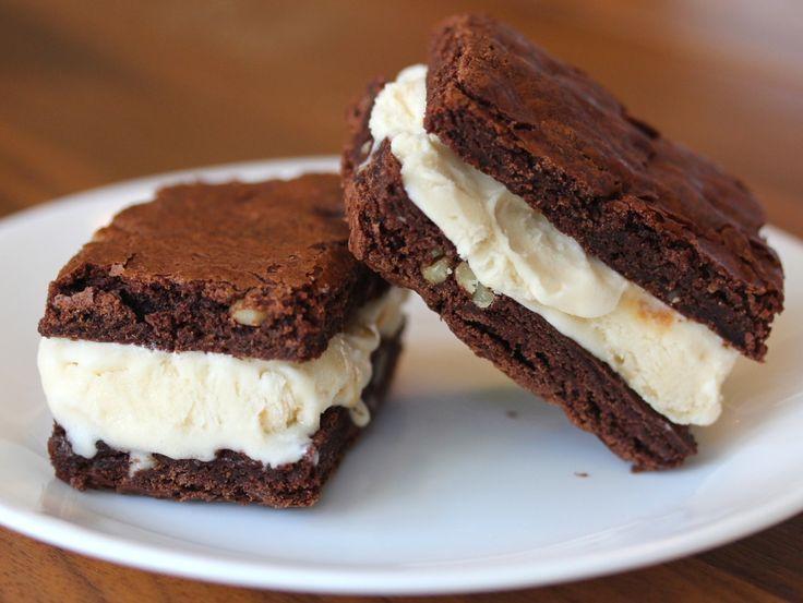 Ice Cream Sundae Brownies Recipes — Dishmaps