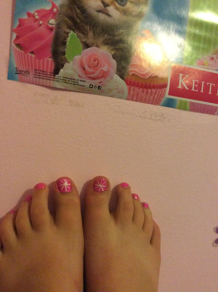 Did my toes