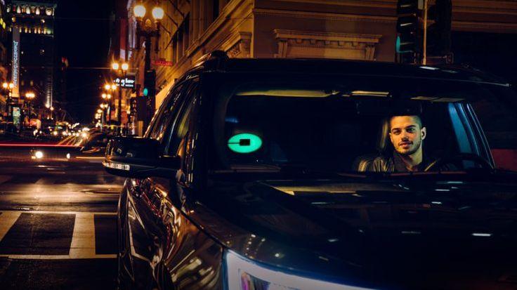 Uber Kenalkan Teknologi Baru Untuk Permudah Penjemputan Penumpang di Malam Hari