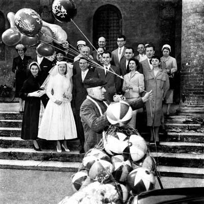Nino Migliori, Intermezzo – 1952