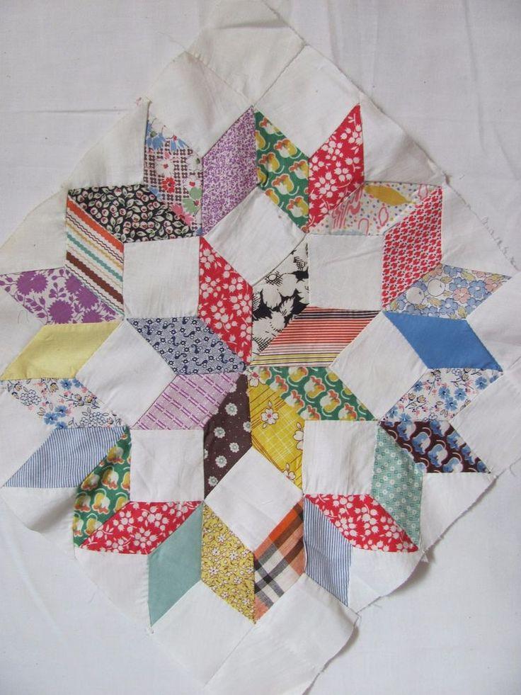 213 Best Vintage Antique Quilt Blocks Images On Pinterest