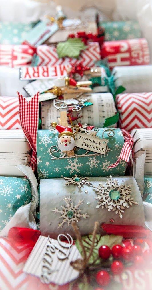 Making Christmas Bon Bons                                                                                                                                                                                 More                                                                                                                                                                                 More