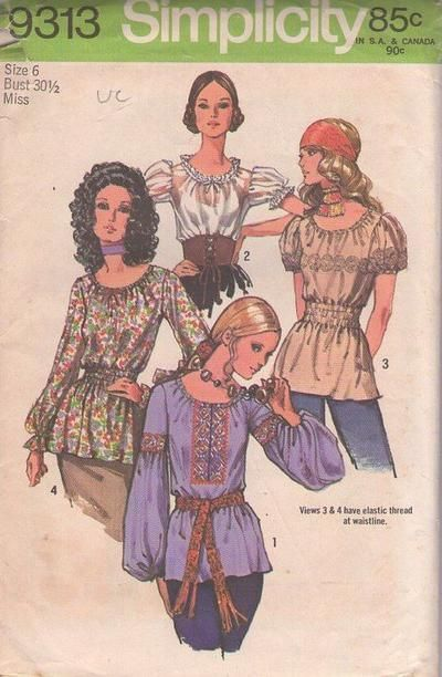 Ziemlich Bohemian Sewing Patterns Ideen - Schal-Strickende Muster ...