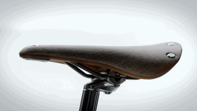 1 | From Ideo, A Bike Seat That Won't Make Your Butt Hurt | Co.Design | business + design