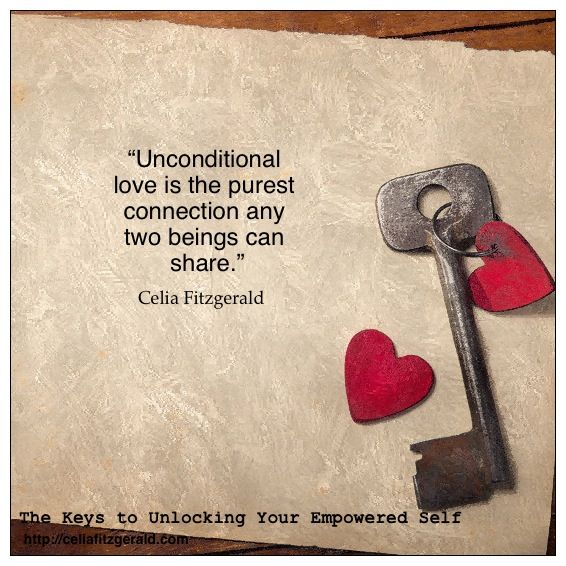 Quote by Celia Fitzgerald. The Keys to Unlocking Your Empowered Self