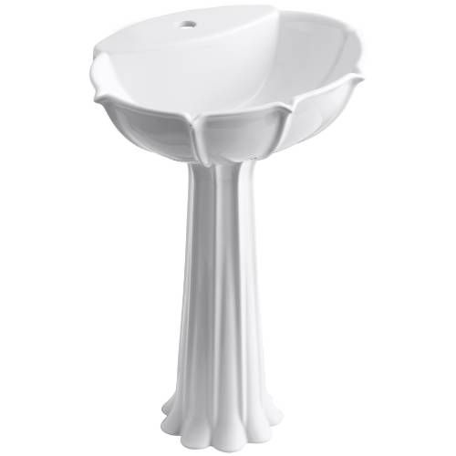 pedestal bathroom sink kohler archer and toilet bancroft installation sinks toilets