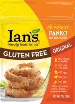 Original Panko Breadcrumbs | Ian's - Allergy Friendly. Gluten Free.