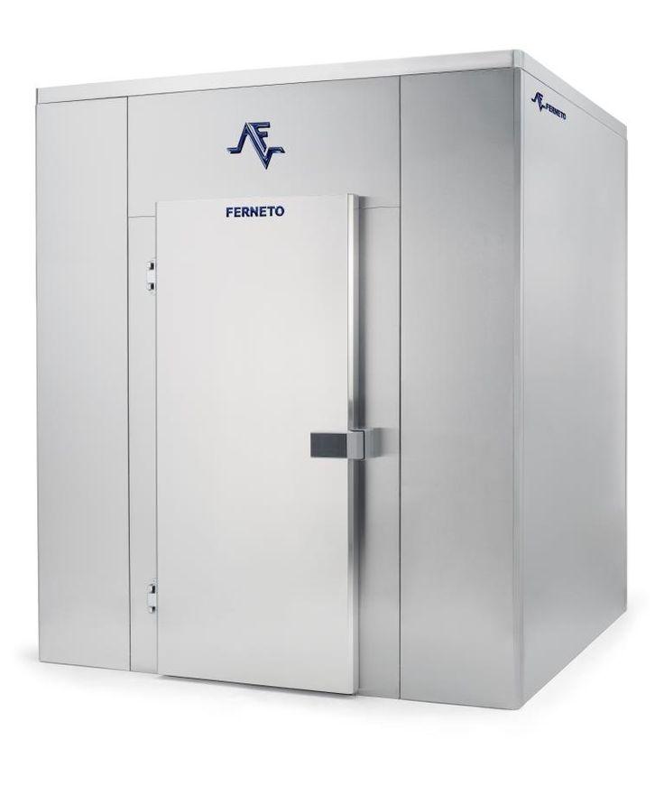 Câmara de refrigeração / Cold chamber / Cámara de refrigeración / Chambre froide