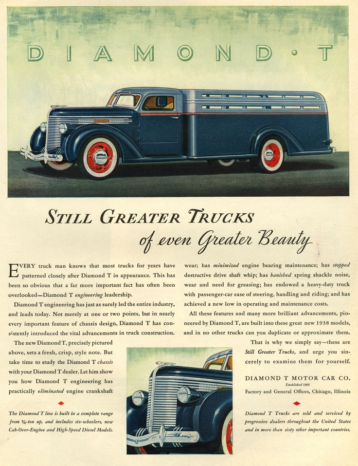 2084 best Vintage Trucks etc images on Pinterest | Classic trucks ...