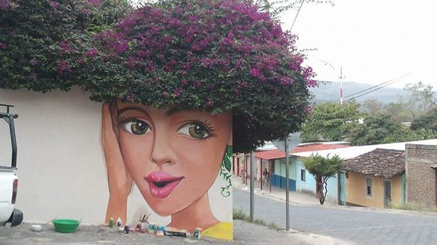 26 Phenomenal Pieces Of Street Art That Give A Totally Different View Of This World
