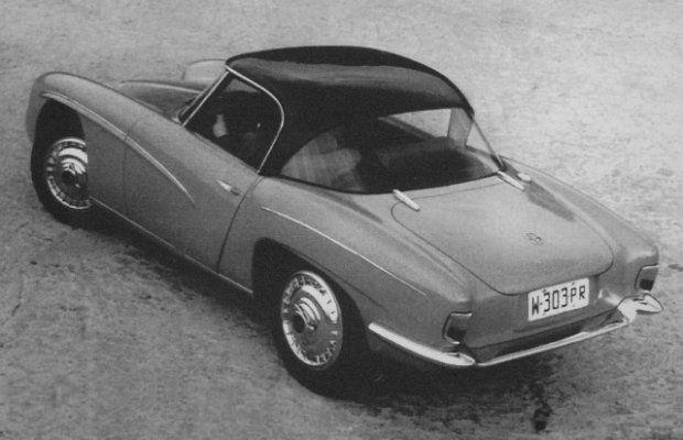 Syrena  Sport (1960)
