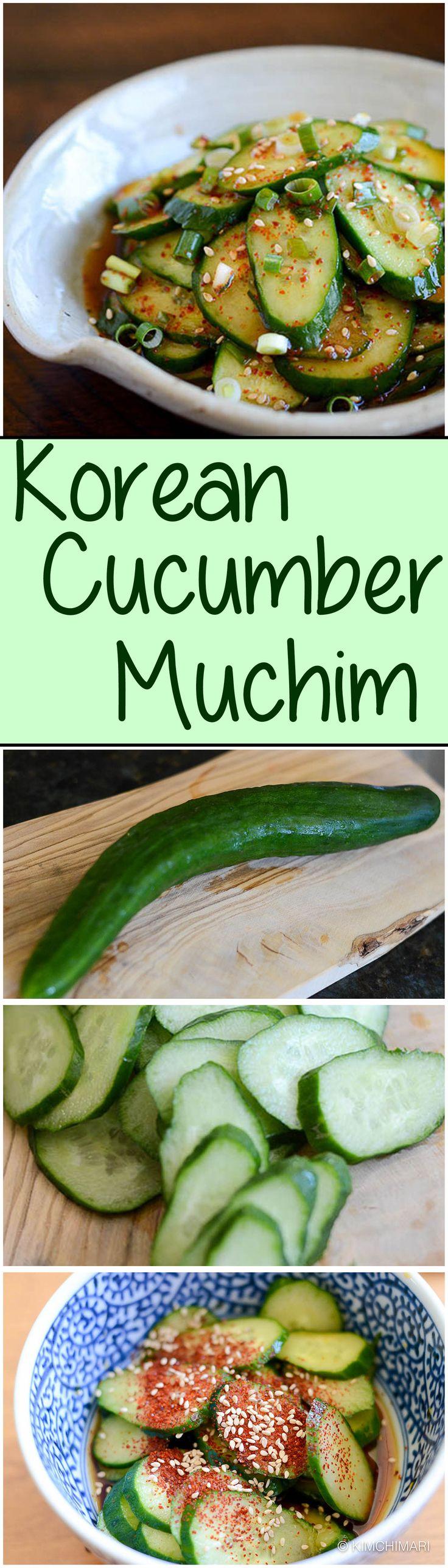 recipe: korean cucumber plant [37]