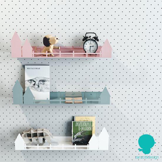 Wandplankjes | Zanzotti Design