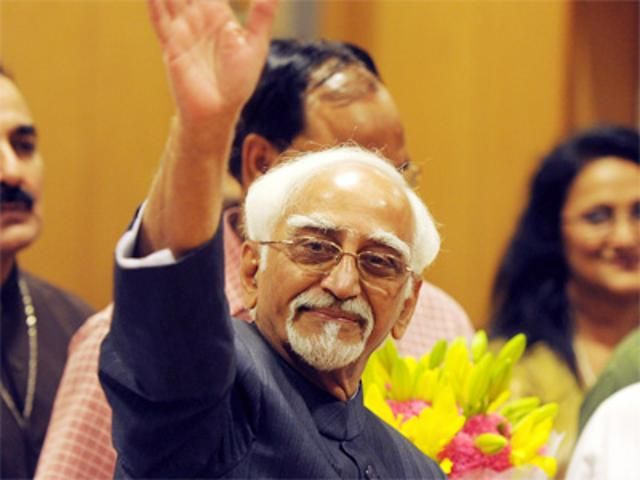Slideshow : Vice President of India Mohammad Hamid Ansari - Hamid Ansari's seamless transformation from diplomacy to politics - The Economic Times