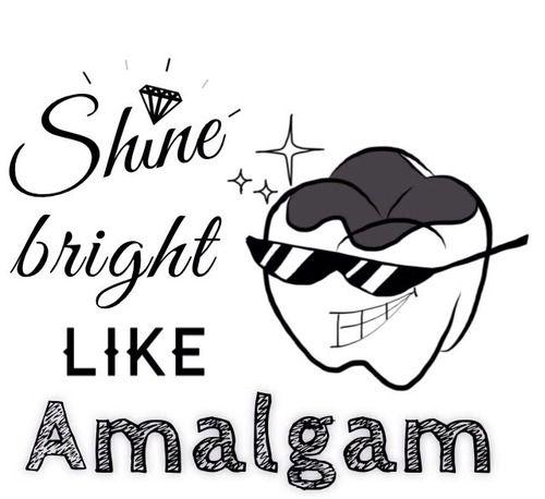 Shine bright Like Amalgam - Daniel Steckler DMD Pediatric Dentistry   #Lexington   #KY   www.kykidsdentist.com