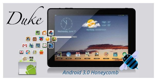 Ekoore Duke, tablet Android da 10 pollici
