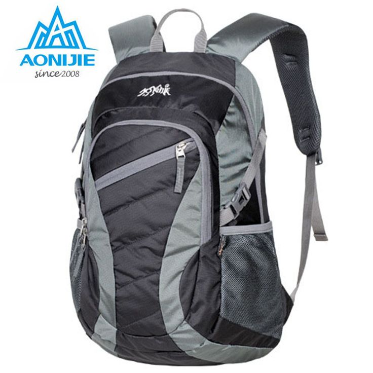 AONIJIE Breathable Travel Hiking Camping Climbing Backpack Water Resistant Rucksack Anti-Tear Mochila Outdoor Sport Bag
