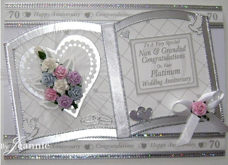 70 years Platinum Anniversary