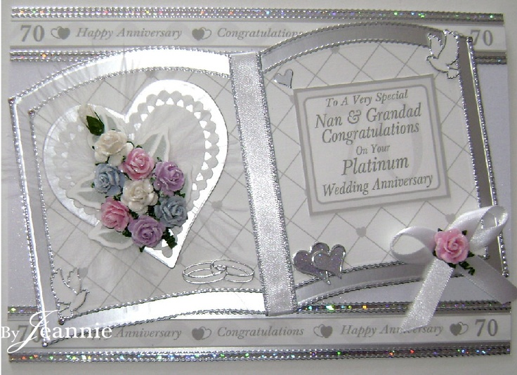 70 years Platinum Anniversary