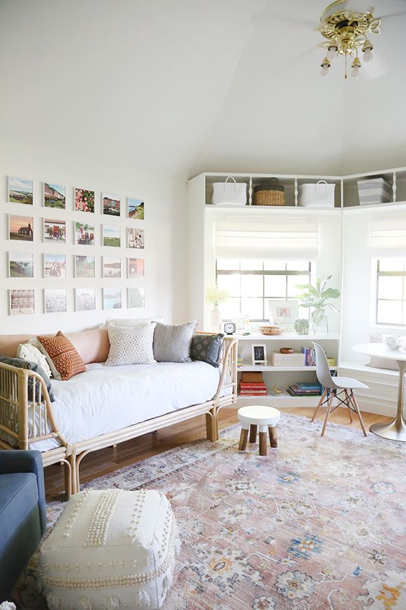 playroom makeover with mixtiles gallery walls pinterest rh pinterest com