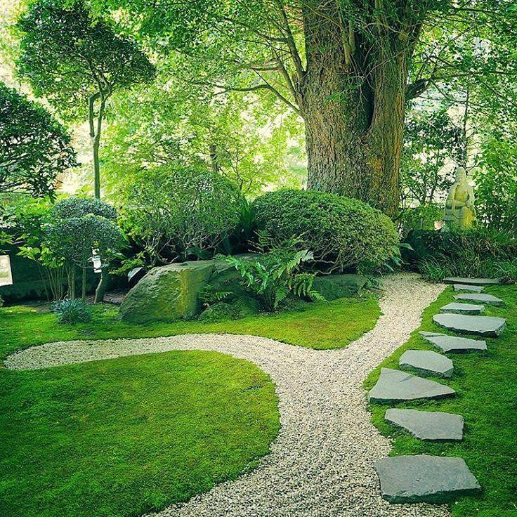 Garden Stones Garden Paths Zen Gardens Japanese