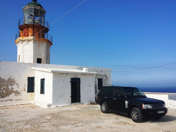 Range Rover Vogue - Fanari, Mykonos