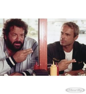 Bud Spencer  Terence Hill Poster  Available on http://closeup.de