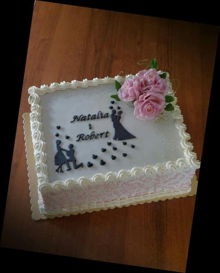 Wędliny cake