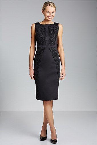 Dresses | Buy Women's Dresses Online - Capture Lace Structured Dress