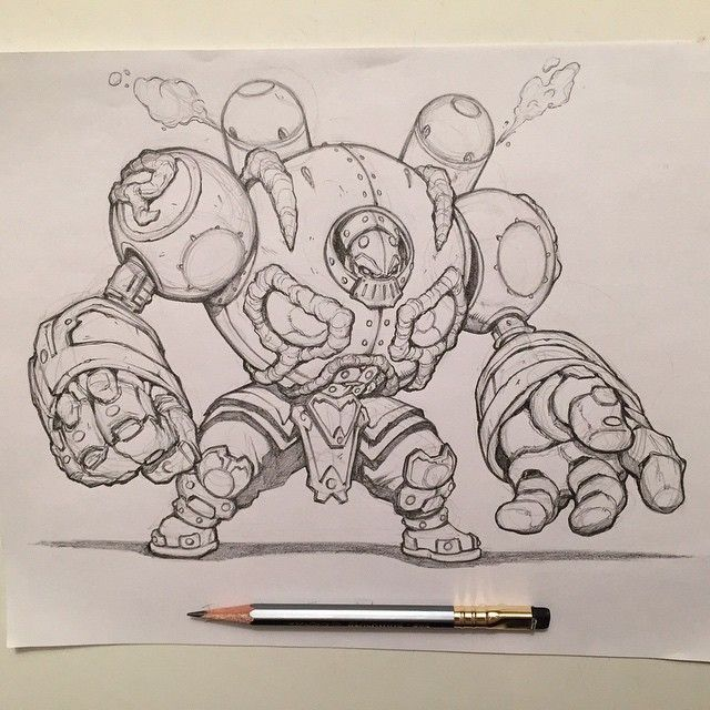 Welcome back #BattleChasers #calibretto ! Thanks @joemadx ! ✏️