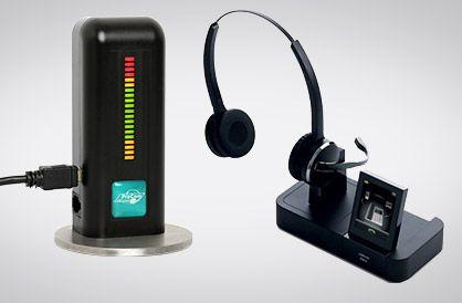 Richtige Kommunikationslösungen, die auf die Bedürfnisse optimal abgestimmt sind, wirken sich positiv auf die Raumakustik und den Geräuschpegel aus.
