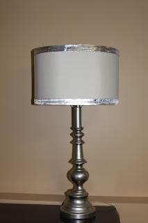 Our Pinteresting Family: Goodwill Lamp Redo